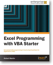 Excel Programming With VBA Starter (Cover)